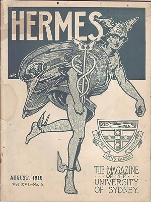 Hermes: The Magazine of the University of Sydney Vol XVI No 3: Various
