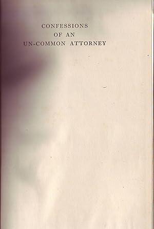 Confessions of an Un-Common Attorney: Hine, Reginald L.