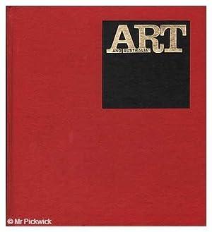 Art and Australia Volume I2 Nos. 1-4 1974-1975: Various