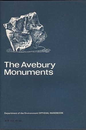 The Avebury Monuments: Wiltshire: de M Vatcher