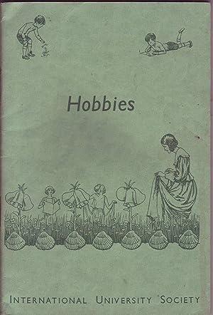 The Golden Pathway: Hobbies: Various
