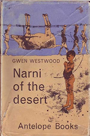 Narni of the Desert: Westwood, Gwen