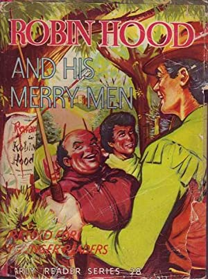 Early Reader Series 28: Robin Hood and His Merry Men: Various