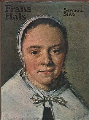 Frans Hals Volume 2: Plates: Slive, Seymour