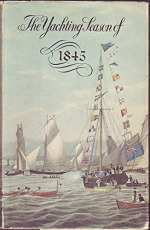 The Yachting Season of 1845: Bonner, George Frederick