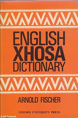 English Xhosa Dictionary: Fischer, Arnold