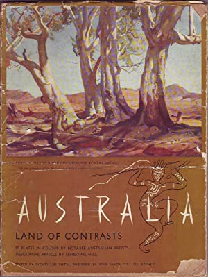 Australia: Land of Contrasts: Hill & Smith (eds.), Ernestine / Sydney Ure