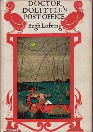 Doctor Dolittle's Post Office: Lofting, Hugh