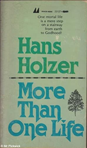 More than One Life: Hans Holzer