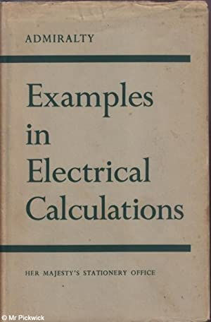 Examples in Electrical Calculations: Various