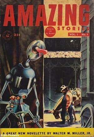 Amazing Stories Vol. 1 No.1: Various