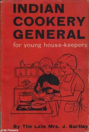 Indian Cookery General for Young House - Keepers