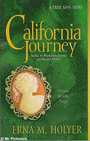 Californian Journey Vienna Brooks Saga
