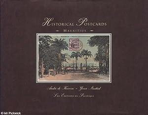 Historical Postcards Mauritius: Kervern & Martial,