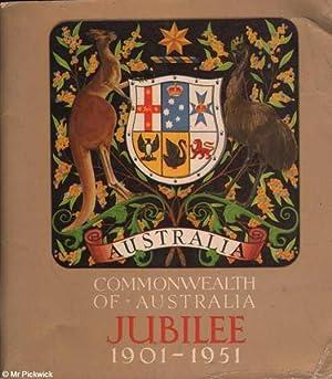 Commonwealth of Australia Jubilee 1901 - 1951: Various