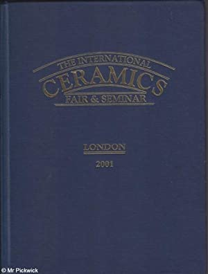 The International Ceramics Fair & Seminar London 2001
