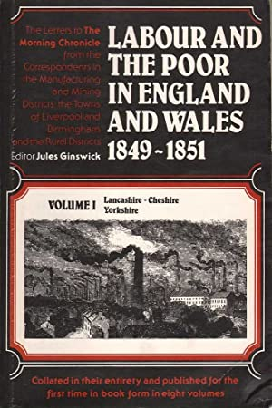 Labour and the Poor in England and: Ginswick (ed.), Jules
