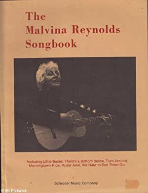 The Malvina Reynolds Songbook: Reynolds, Malvina