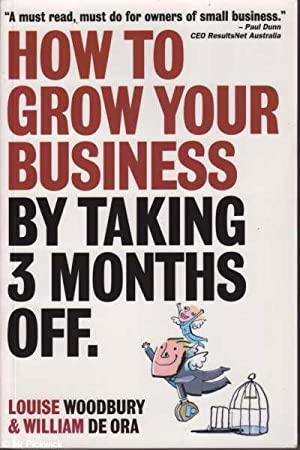How to Grow Your Business by Taking 3 Months Off