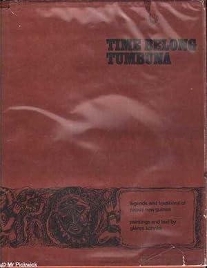 Time Belong Tumbuna: Kohnke, Glenys