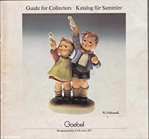 Guide for Collectors Katalog fur Sammler Hummel