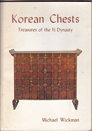 Korean Chests: Treasures of the Yi Dynasty