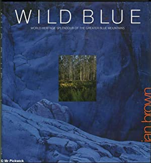 Wild Blue (Hardcover): Brown, Ian