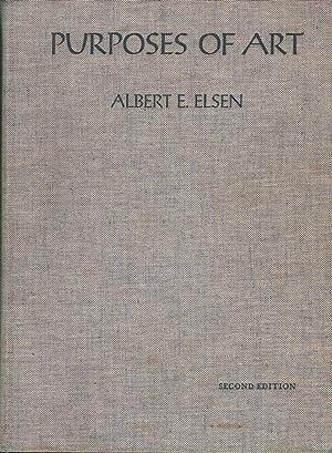 Purposes of Art: Elsen, Albert E.