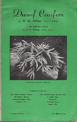 Dwarf Conifers: Hillier & Kemp, H. G. / E. E.