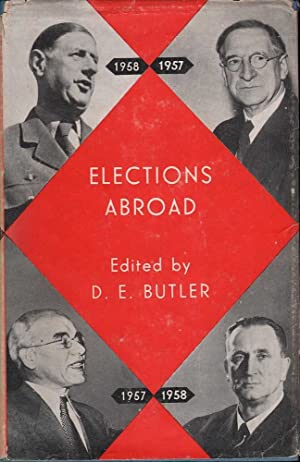 Elections Abroad: Butler (ed.), D. E.