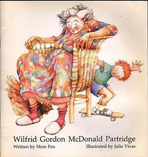Wilfrid Gordon McDonald Partridge: Fox, Mem