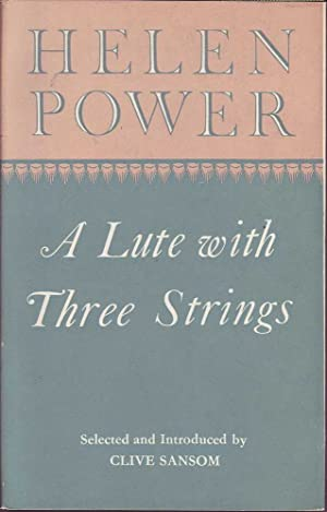 A Lute With Three Strings: Power, Helen