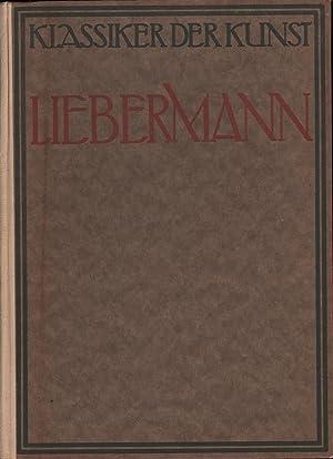 Eine Auswahl aus dem Lebenswerk des Meisters: Liebermann: Pauli (ed.), Gustav