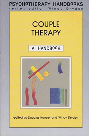 Couple Therapy: A Handbook
