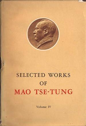 Selected Works Mao Tse-Tung (Im. Leather + DJ) Volume IV: Mao, Tse-Tung