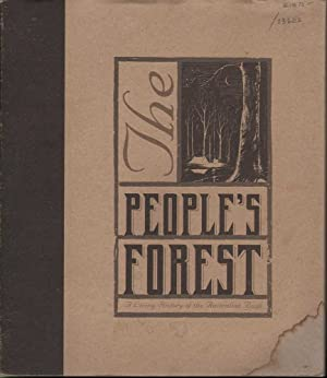The People's Forest: A Living History of the Australian Bush: Borschmann, Gregg