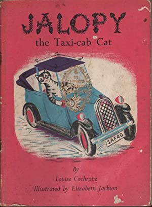 Jalopy the Taxi-cab Cat: Cochrane, Louise
