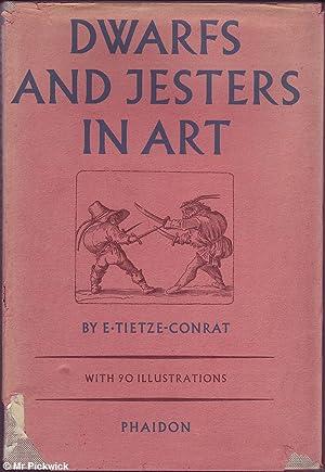 Dwarfs and Jesters in Art: Tietze-Conrat, E.