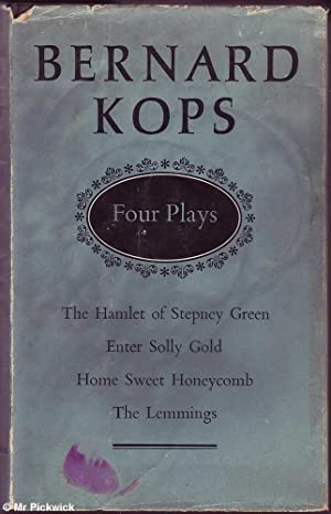 Four Plays (Signed Copy): Kops, Bernard