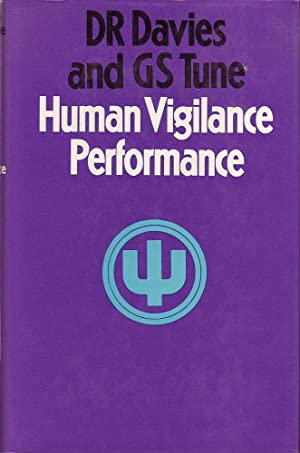 Human Vigilance Performance: Davies & Tune, D. R. & G. S.