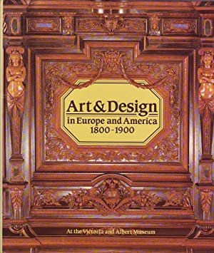 Art and Design in Europe and America 1800-1900: Various