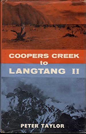 Coopers Creek to Lantang II: Taylor, Peter