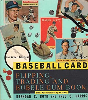 Baseball Card: Flipping, Trading and Bubble Gum Book