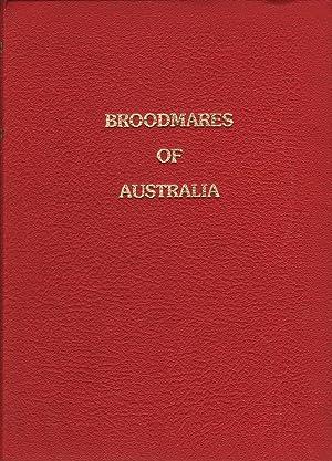 Broodmares of Australia Volume 1: Messner (ed.), Bob