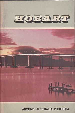 Around Australia Program: Hobart: Sharland, Michael