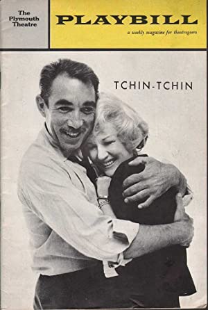 Playbill: Tchin - Tchin - The Plymouth Theatre: Mee (Ed.), Chas.