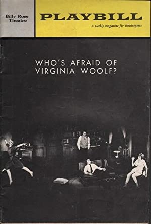 Playbill: Who's Afraid of Virginia Woolf ?: Mee (Ed.), Chas.