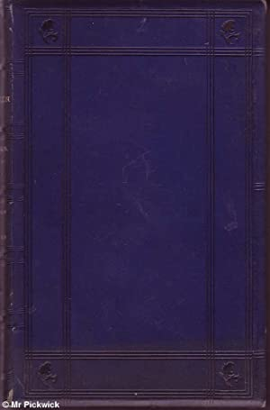 The Works of John Ruskin Volume I 1887 ed.: Sesame and Lilies: Three Lectures: Ruskin, John