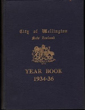 City of Wellington (New Zealand) Year Book 1934-36: Various