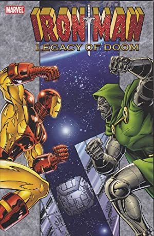 Iron Man: Legacy of Doom: Michelinie & Layton,